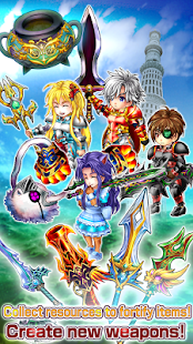 RPG Fairy Elements- screenshot thumbnail