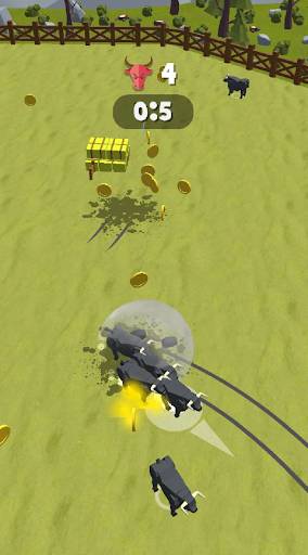 Screenshot for Ranch Stampede in United States Play Store