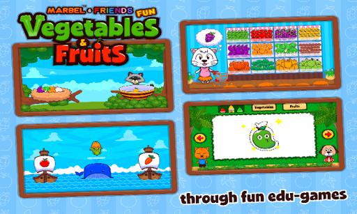 Marbel Fun Vegetable and Fruits screenshots 3