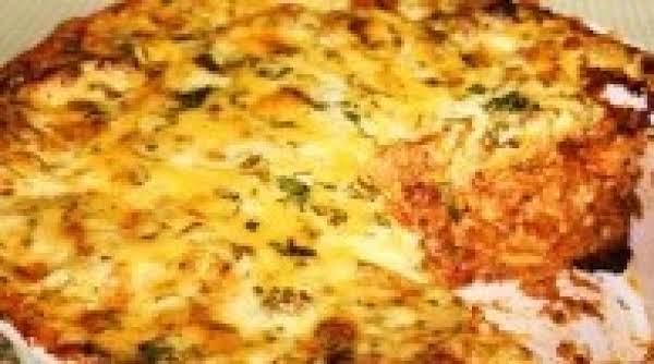 Beef Enchilada Pie Recipe