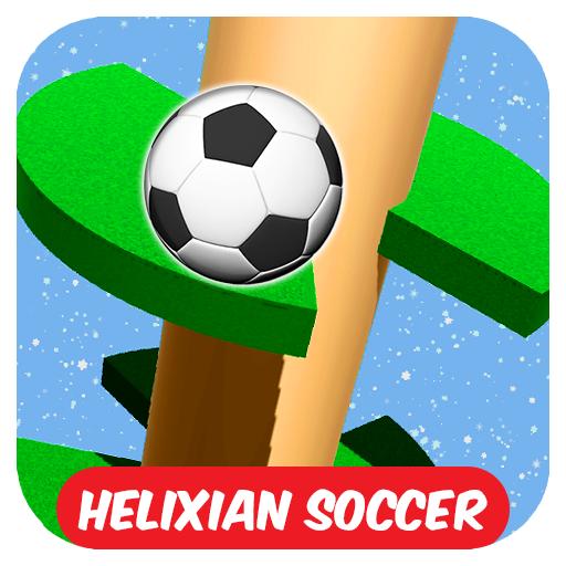 Helixian Soccer Ball 3D