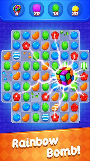 Candy Witch - Match 3 Puzzle Free Games 11.0.3935 androidappsheaven.com 2