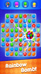 Candy Witch – Match 3 Puzzle Free Games 3