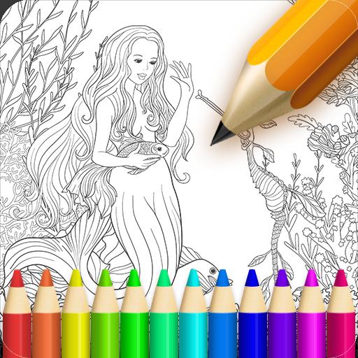Colorfeel: Coloring Book