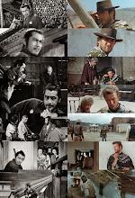 """Photo: A comparação quase que quadro a quadro entre """"Yojimbo"""", de Akira Kurosawa e """"Um Punhado de Dólares"""", o primeiro grande filme de Leone."""