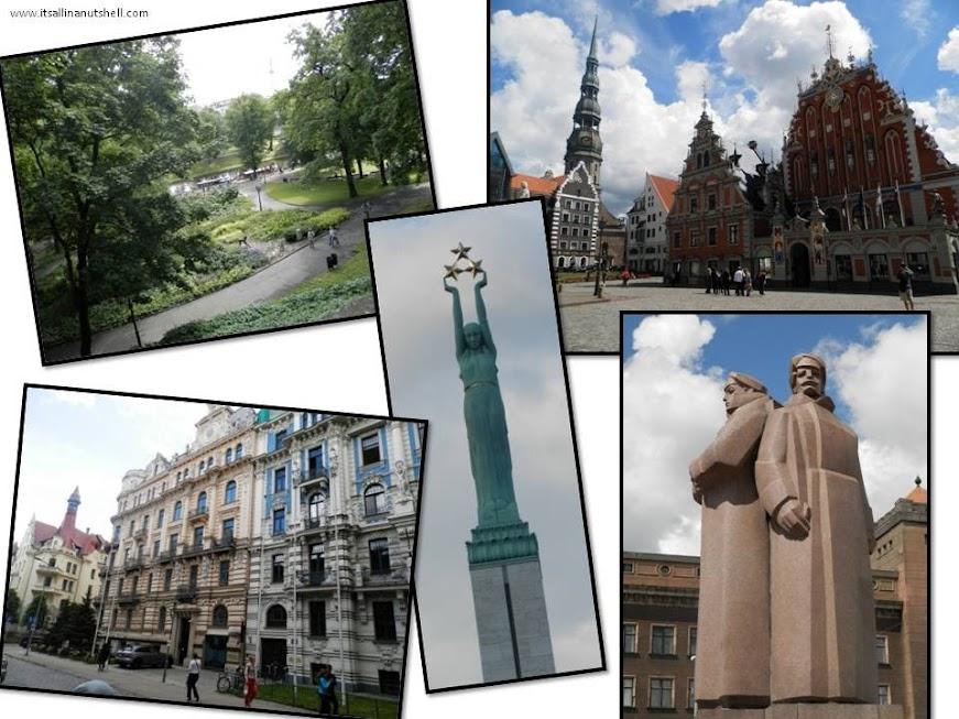 impression of Riga