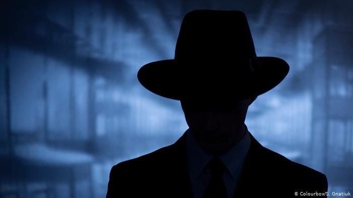 Тень шпиона