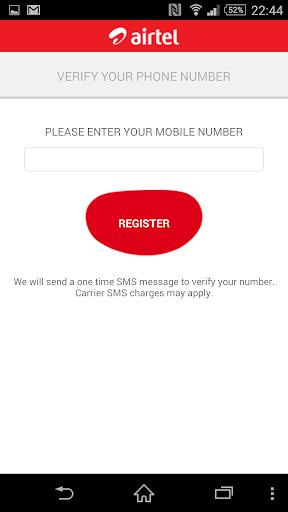 airtel care africa screenshot 1
