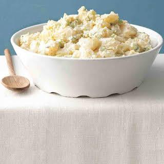 Anchovy Potato Salad.