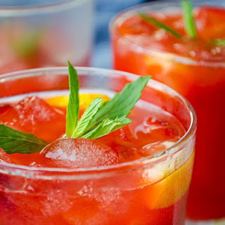 Perfect Strawberry Lemonade.