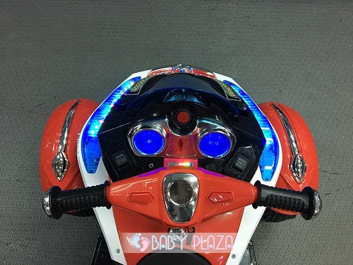 Xe mô tô điện 4 bánh HC-1058