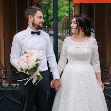 Wedding photographer Dasha Zamorskaya (zamorskaya). Photo of 30.03.2018
