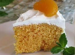 Dorthea's Incredible Orange Cake & Frosting