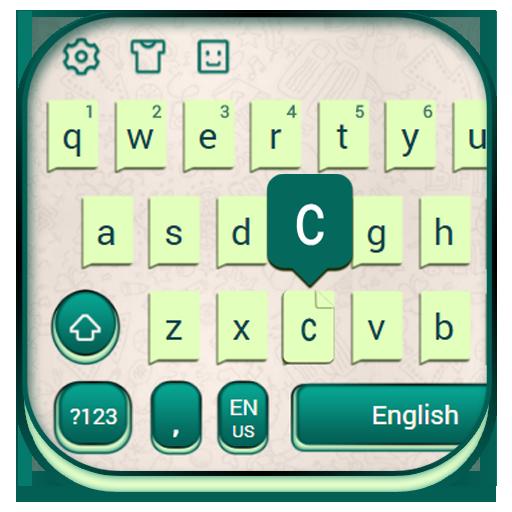 Keyboard  Theme For Whatsapp
