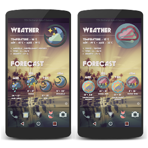 Weather Widgets by LP I v4.2