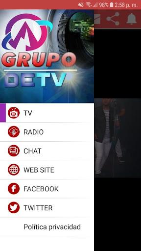 GRUPO DETV HN screenshot 2