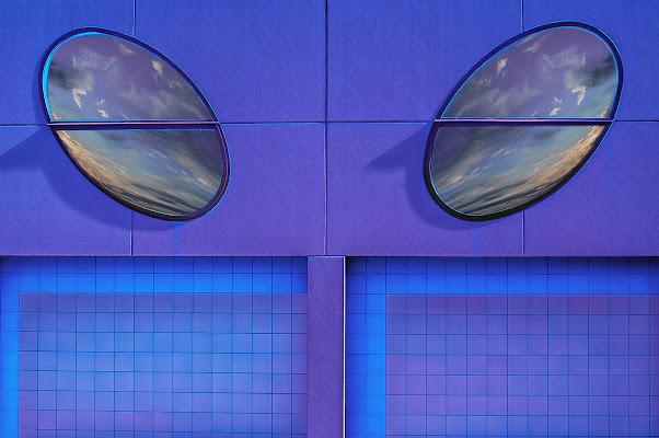 The purple wall di Massimo De Cata