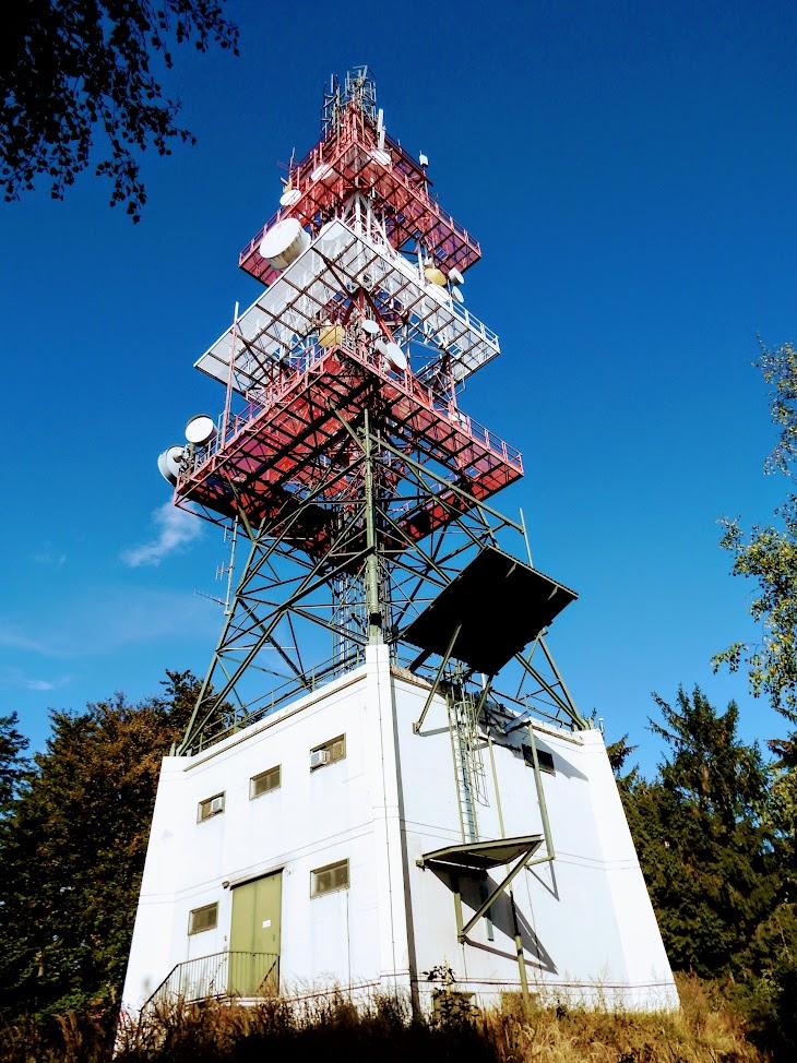 Rechnitz 2/Hirschenstein (BEWAG)- URH-FM adóállomás