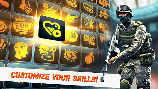 Unkilled Mod Apk + OBB 2.0.8 (Unlimited Ammo + Anti-Ban) 7