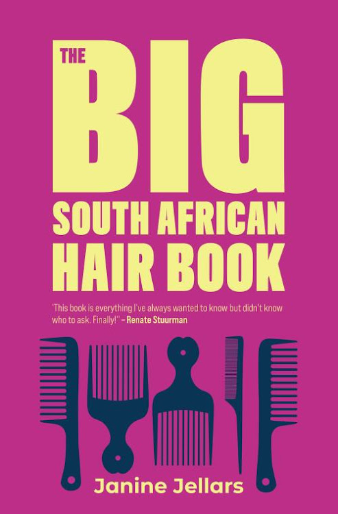 'The Big South African Hair Book' is a celebration and must-read exploration of our #NaturalHair community.