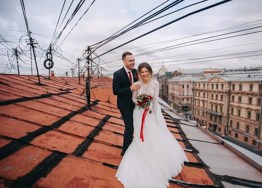 Bryllupsfotograf Oksana Martynova (OksanaMartynova). Bilde av 29.09.2018