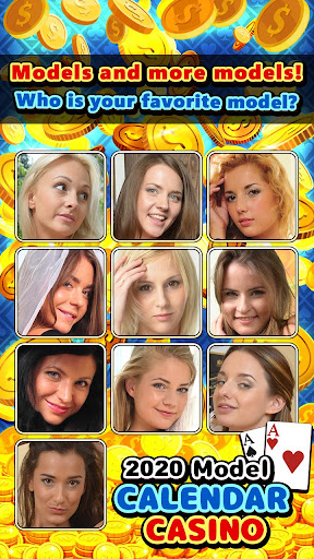 Hot Model Casino Slots : Sex y Slot Machine Casino 1.1.6 screenshots 10