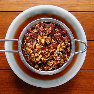 Homemade Chili Oil Vinegar Recipes