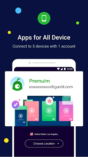 UFO VPN - Premium Proxy Unlimited & VPN Master 2.1.1 screenshots 1