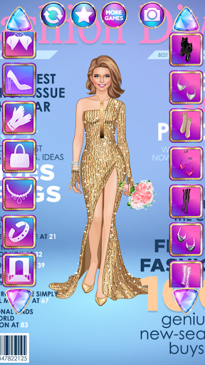 Fashion Diva Dress Up - Fashionista World 1.0.1 screenshots 17