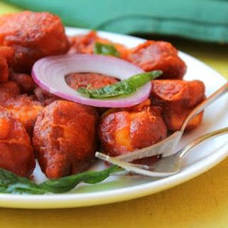 Paneer 65 | Paneer Fry | Paneer Pakora | Indian Cottage Cheese Fry.