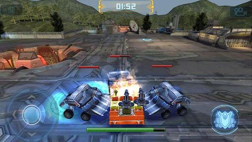 Robot Crash Fight 1.0.2 screenshots 7