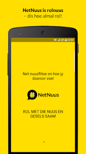 NetNuus- screenshot thumbnail