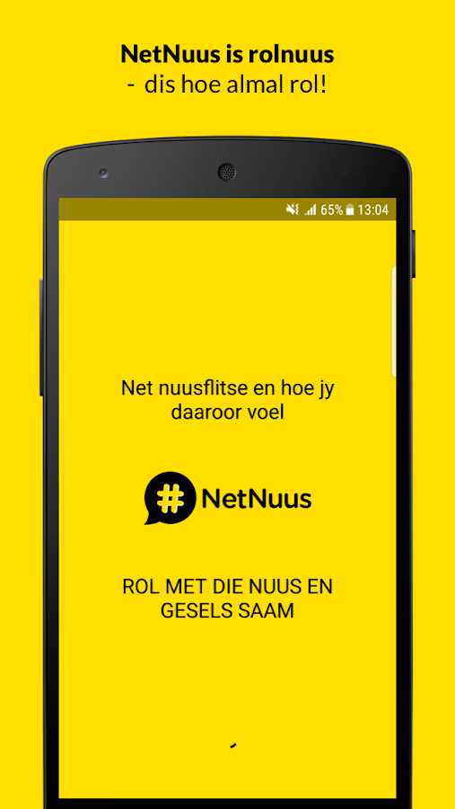 NetNuus- screenshot