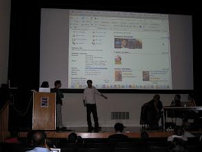 Photo: MySpace @ Stanford, Dave McClure's course on social network app development