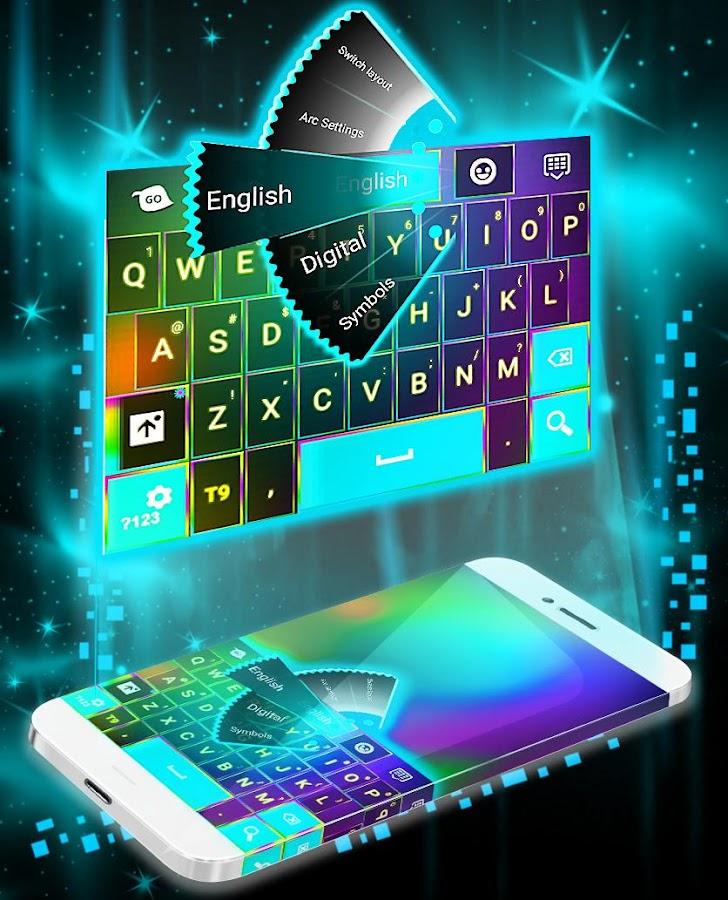 keyboard color screenshot - How To Change Samsung Keyboard Color