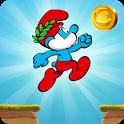 Smurfs Epic Run - Fun Platform Adventure icon