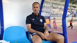 Fran Alcoy dice que ha llegado el momento de ganar ya en Santo Domingo.