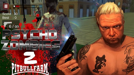 Psycho zombies 2- screenshot thumbnail