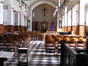 Photo: Chapel at Dominican University.