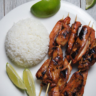 Filipino Chicken Barbeque