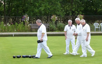 Photo: Victory for Jon Broomfield and Brian Streeter-