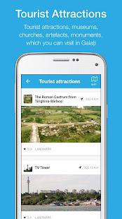 Galați Cityアプリ