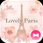 Cute Wallpaper Lovely Paris icon
