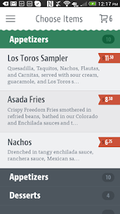 Los Toros Mexican Restaurant- screenshot thumbnail