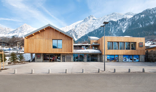 Salle d'animation - Les Houches