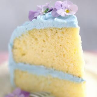 Homemade Vanilla Cake Recipes.