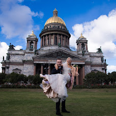 Wedding photographer Alena Trofimova (troffalenka). Photo of 28.10.2015