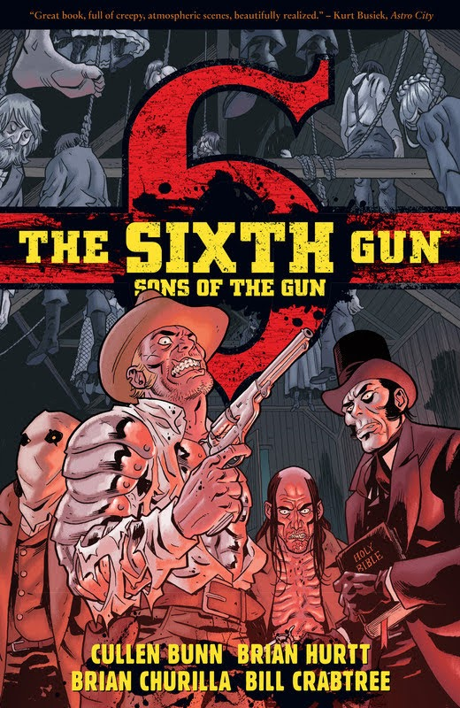 The Sixth Gun: Sons of the Gun (2013)