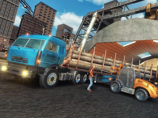 Offroad Truck Construction Transport 1.7 screenshots 14