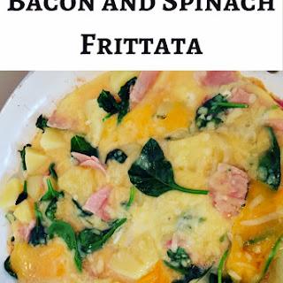 Egg Spinach Potato Frittata Recipes